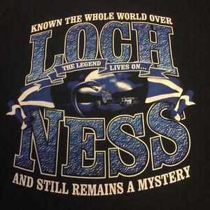Other - Loch Ness Monster  T-Shirt Medium